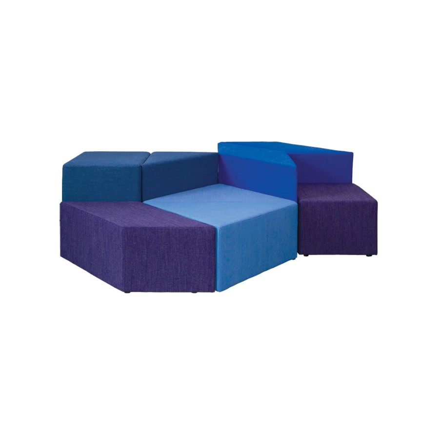 Eightby 4 Small Triangle Ottoman