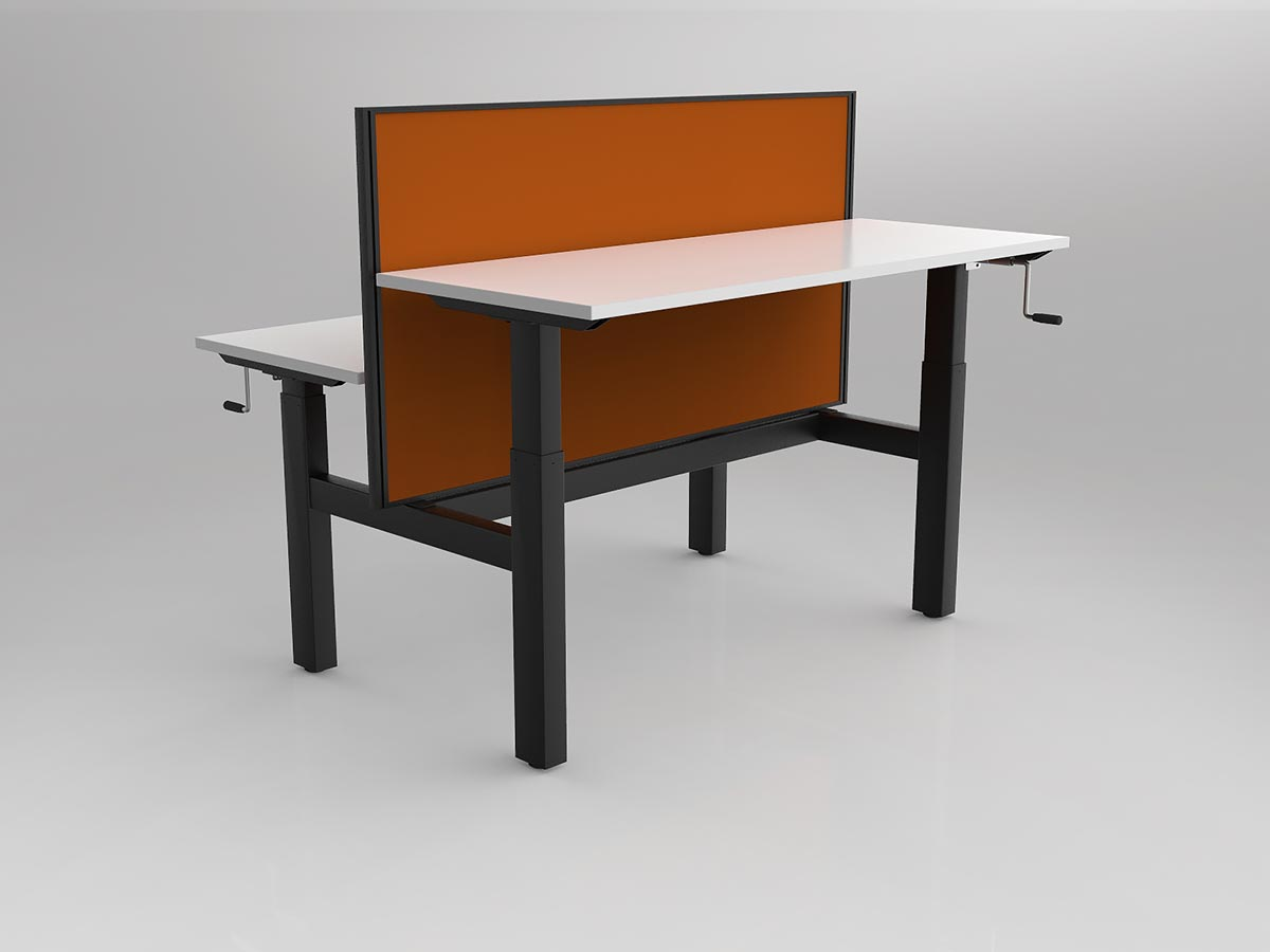 Nimble Winder Height Adjustable Desk