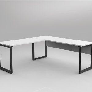 Baxter Desk with Return