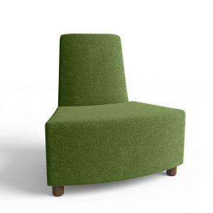 Bella Convex Curved Lounge
