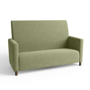 Bella High Back Lounge 2.5 Seater with arms