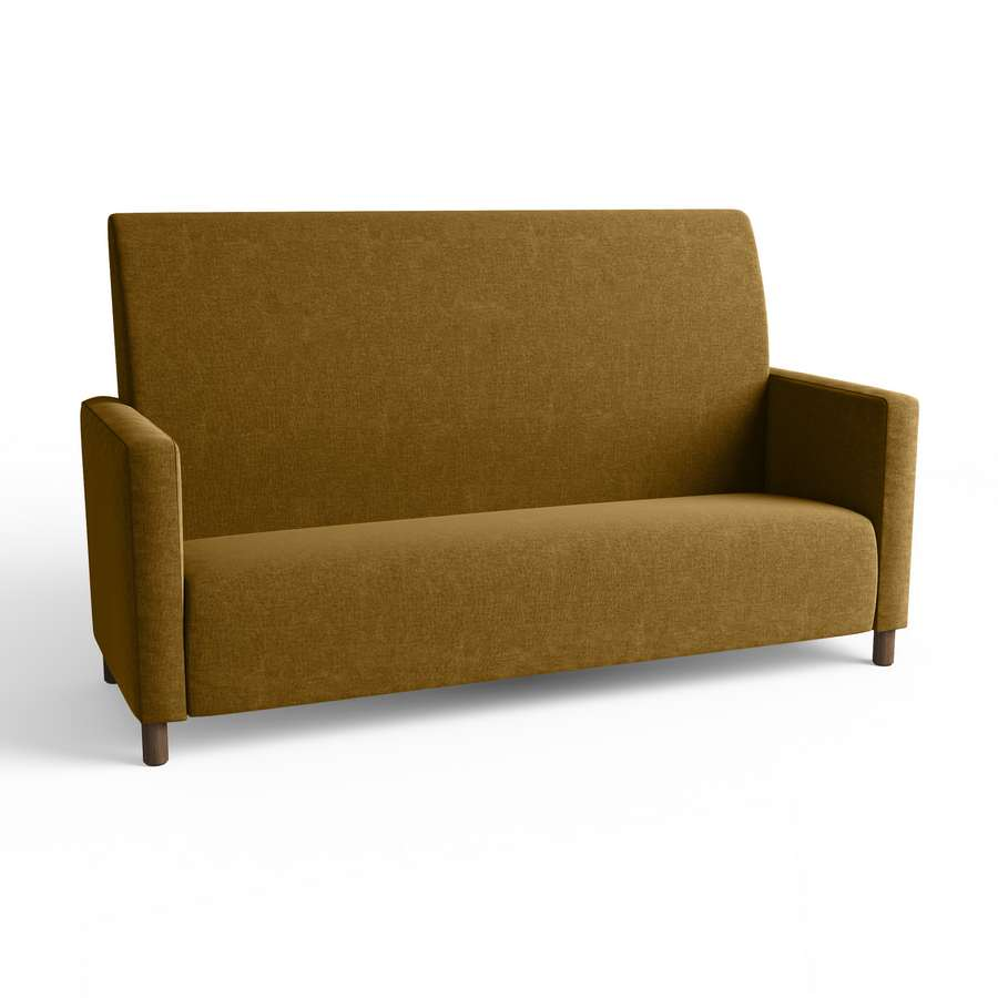 Bella High Back Lounge 3 Seater with arms