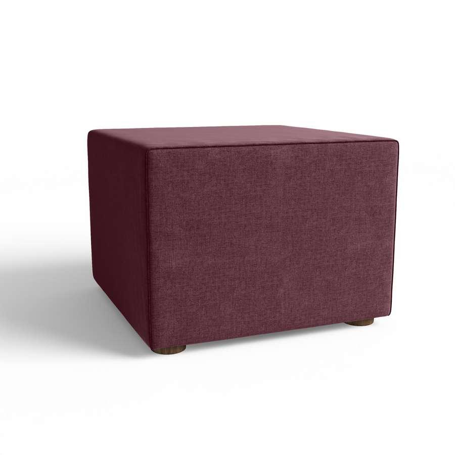 belrose ottoman square 600mm x 600mm