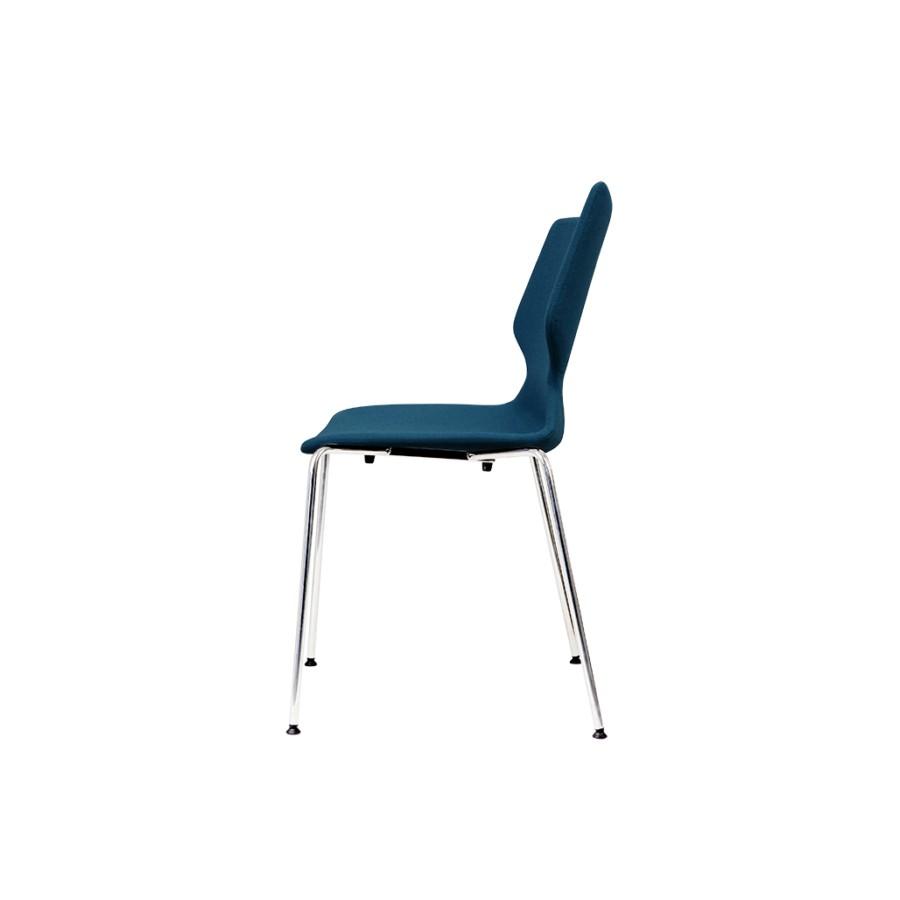 Fly 4 Leg Chair Fully Upholstered