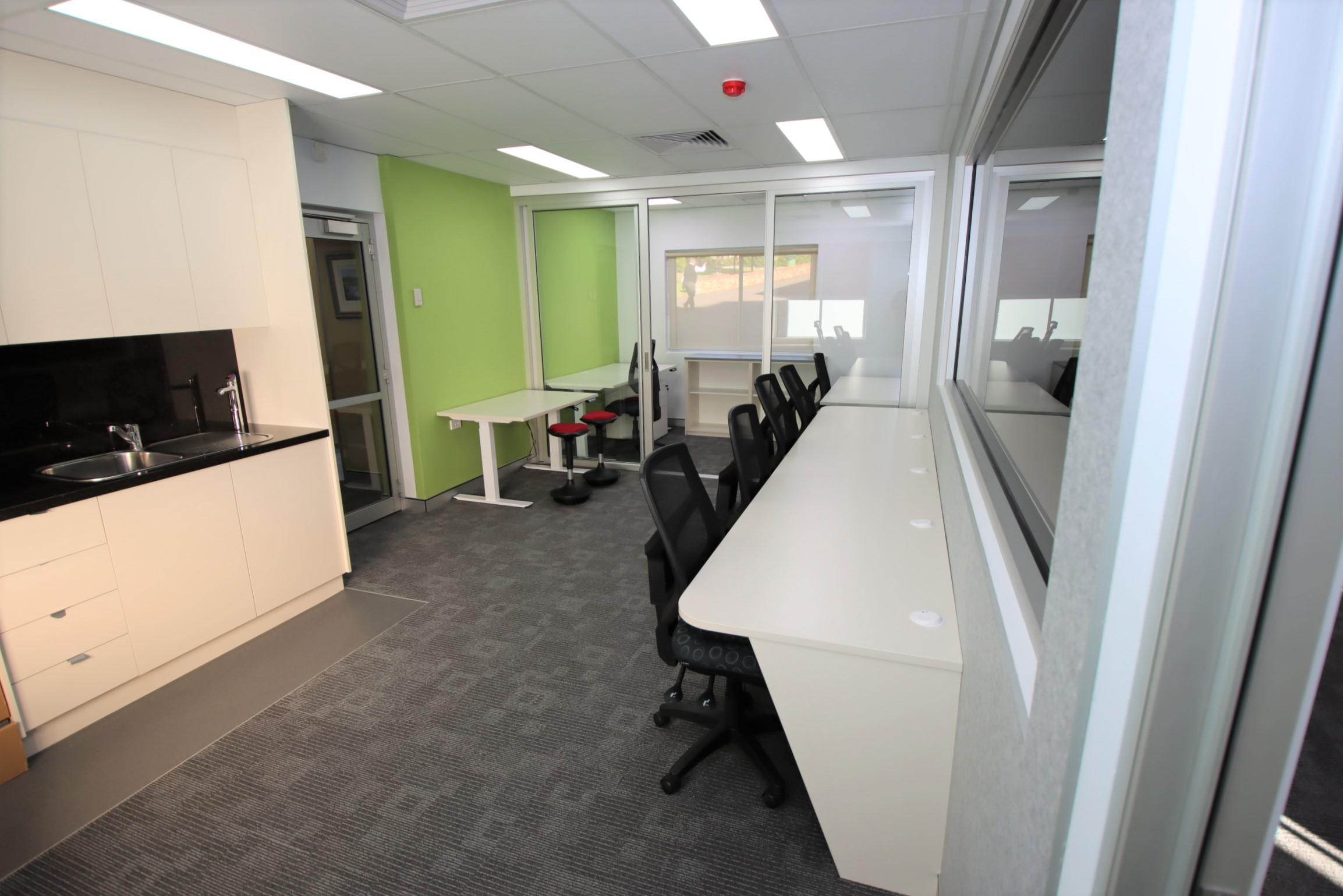 Student and Adult Work Area