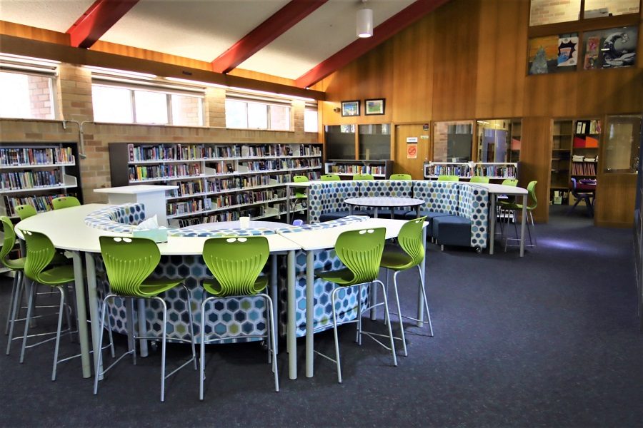 How Are School Libraries Changing?