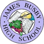 James Busby High School image
