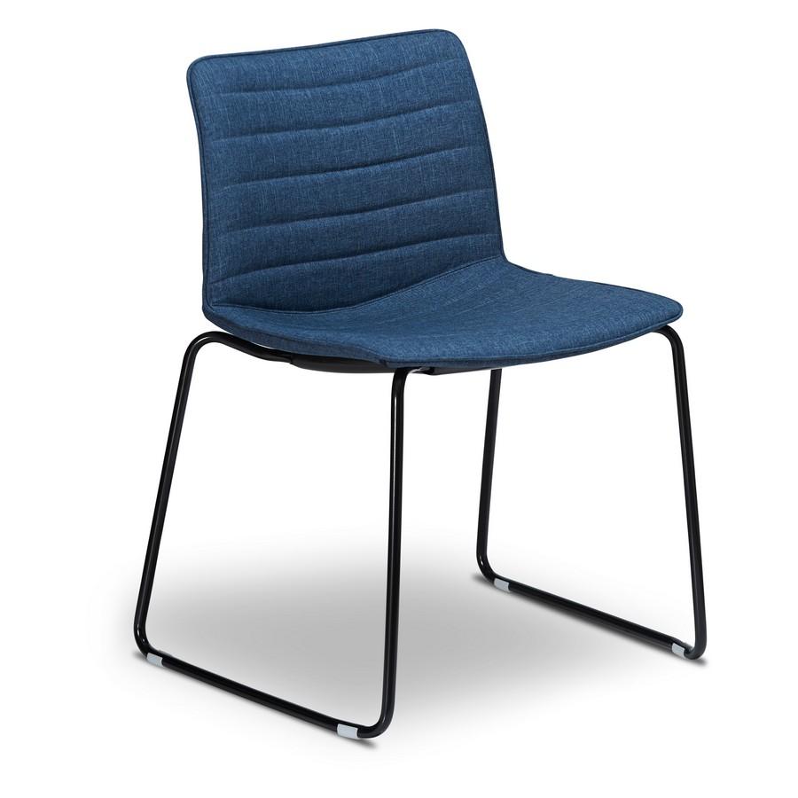 Kanvas Sled Base Chair