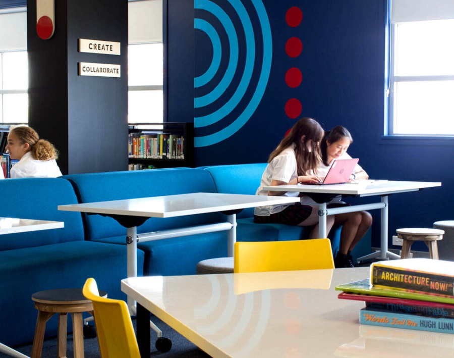 Design Tips for Your School Library