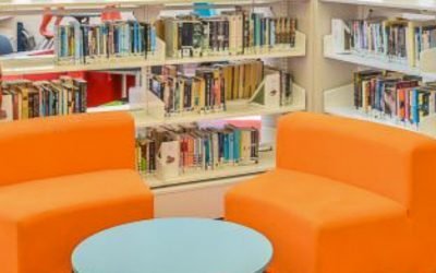 Inspiring excellence through innovation: New Marian Catholic College Library