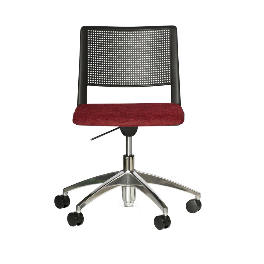 Revolution Swivel Chair with a Seat Pad