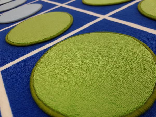 Ten Frames Carpet and Carpet Discs