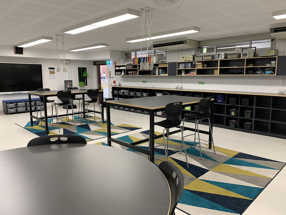 The Five Goals for Any Classroom Design